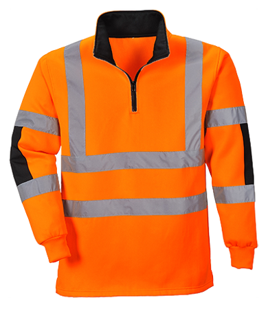 Koszula ostrzegawcza Xenon Rugby