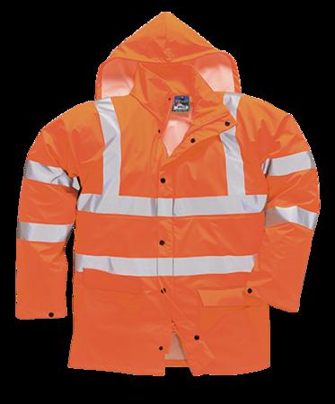 Kurtka ostrzegawcza Sealtex Ultra nieocieplana (Pomarańczowa)