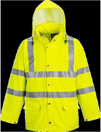 Kurtka ostrzegawcza Sealtex Ultra nieocieplana (Żółta )