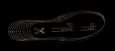 Polarowa wkładka do butów
