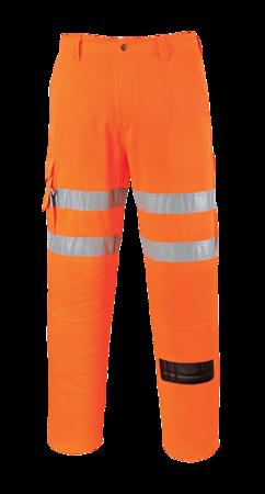 Spodnie bojówki dla kolejarzy