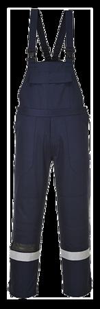 Spodnie ogrodniczki Bizflame Plus
